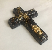 Ormus Orgonite Cross