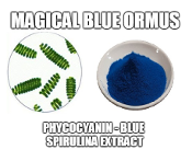 Magical Blue Ormus