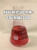 Ruby Red Colloidal Gold