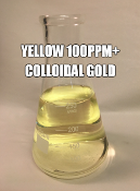 Yellow 100 Colloidal Gold
