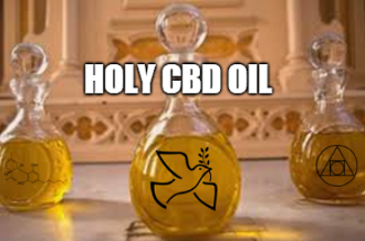 Holy CBD Oil