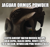 Jaguar Ormus Powder