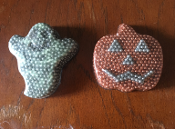 Ormus Orgone Pumpkins and Glow in the Dark Ghosts
