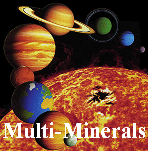 Multi Minerals Ormus Powder