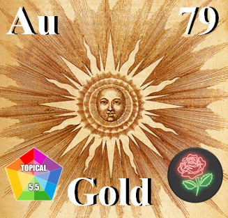 Topical Colloidal Gold with Rose